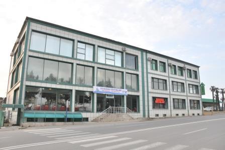 SHABRAN-D MMC satış mərkəzi